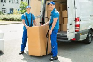 Single Item Delivery/Removal in London
